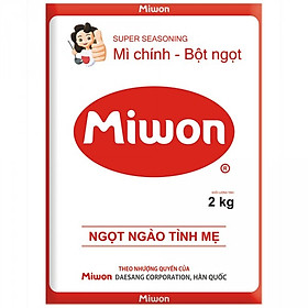 Bột Ngọt Miwon 2kg