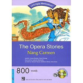 The Opera Stories - Nàng Carmen (Kèm CD)