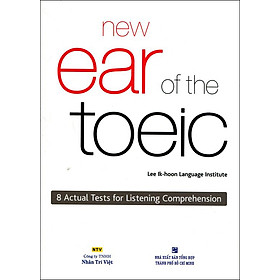 New Ear Of The TOEIC (Kèm CD)
