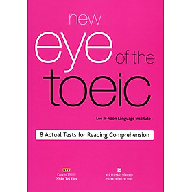 New Eye Of The TOEIC (Không CD)