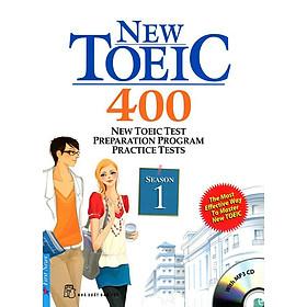 New TOEIC 400 - Season 1 (Không Kèm CD)