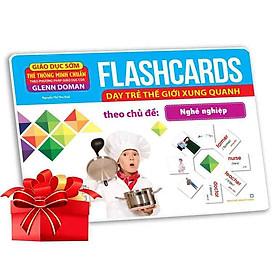 Flashcards Dạy Trẻ Thế Giới Xung Quanh Theo Chủ Đề - Nghề Nghiệp