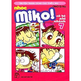 Nhóc Miko: Cô Bé Nhí Nhảnh - Tập 7