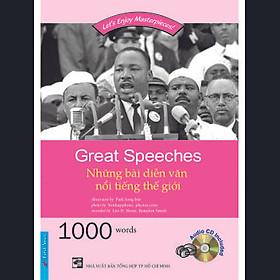 Happy Reader - Great Speeches - Những Bài Diễn Văn Nổi Tiếng Thế Giới (Kèm CD)