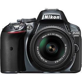 Máy Ảnh Nikon D5300 + Kit 18-55 VR II - Hàng Nhập Khẩu