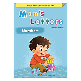 Mom's Letters: Numbers