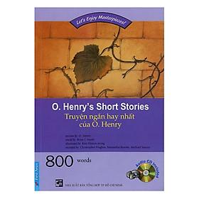 Hình đại diện sản phẩm Happy Reader - Truyện Ngắn Hay Nhất Của O. Henry (Kèm 1 CD - Tái Bản 2017)