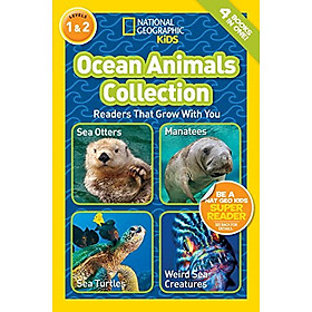 National Geographic Kids: Ocean Animals Collection