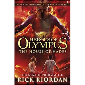 Hero Of Olympus - The House Of Hades (Paperback)