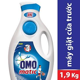 Nước Giặt Omo Matic Cửa Trước RE0314 (1.9kg) - 32006009