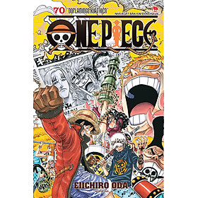 One Piece - Tập 70