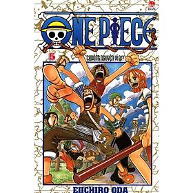 One Piece (Tái Bản 2014) - Tập 5