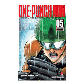 One Punch Man - Tập 5