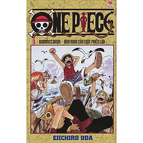 One Piece - Tập 1 (Tái Bản 2015)