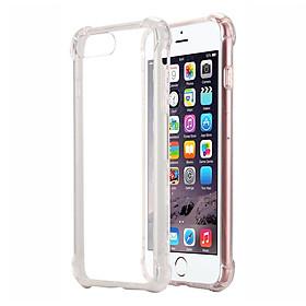 Ốp Lưng Dẻo Chống Sốc Phát Sáng Cho iPhone 6/6S (Trong Suốt) - HÀNG CHÍNH HÃNG