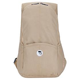 Balo Mikkor Pretty Backpack New PB009 - Màu Kaki