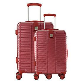 Bộ 2 Vali Du Lịch Cao Cấp Trip PC057 (Size 50 - 60) - Đỏ