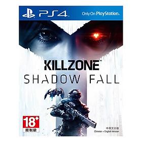 Đĩa Game Sony PS4 - Killzone Shadow Fall - Hàng Chính Hãng