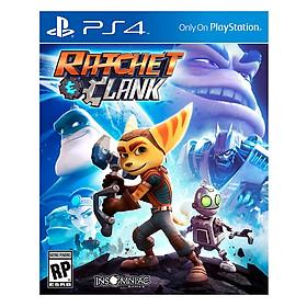 Đĩa Game Sony PS4 Ratchet & Clank