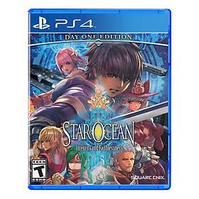 Đĩa Game Sony PS4 Star Ocean -Integrity And Faithlessness
