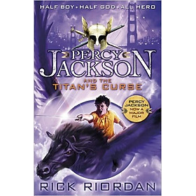 Percy Jacson And The Titan's Curse (Paperback)