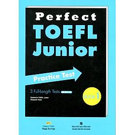 Perfect Toefl Junior  Book 1 (Kèm CD)