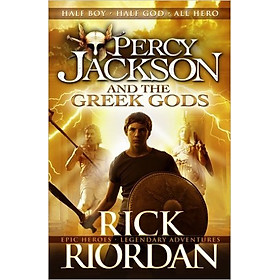 Percy Jackson And The Greek Gods (Paperback)