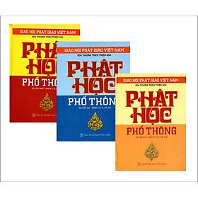 Combo Phật Học Phổ Thông (Trọn Bộ 3 Tập)
