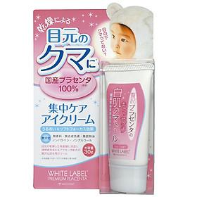 Kem Trị Quầng Thâm Mắt White Lable Premium Placenta Eye Cream (30g)