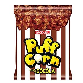 Bánh Snack Puff Corn Chocola Gói 45g