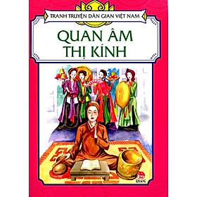Tranh Truyện Dân Gian Việt Nam -  Quan Âm Thị Kính