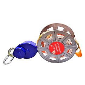 Ròng Rọc Thoát Hiểm Safer Fire R30 (30m)