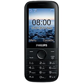 Điện Thoại Philips Xenium E160 - Hàng Chính Hãng