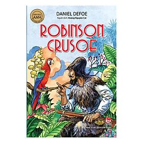 Robinson Crusoe (Tái Bản 2017)