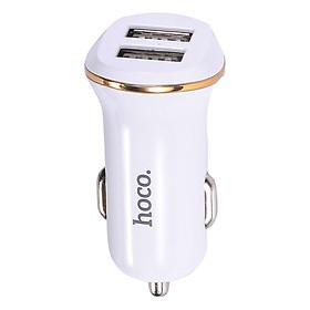 Sạc Xe Hơi Hoco Z1 1 Cổng USB  - Hàng Chính Hãng