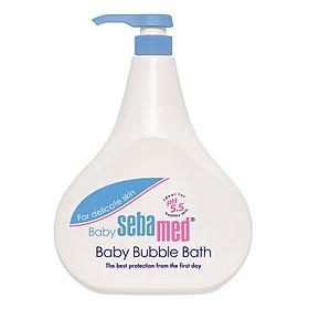 Sữa Tắm Tạo Bọt Dịu Nhẹ Cho Bé Sebamed Baby Bubble Bath pH 5.5 SBB01A (500ml)