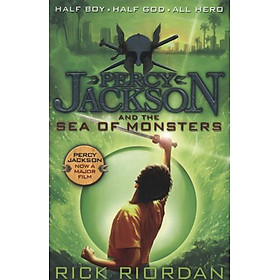 Percy Jacson And The Sea Of Monster (Paperback)