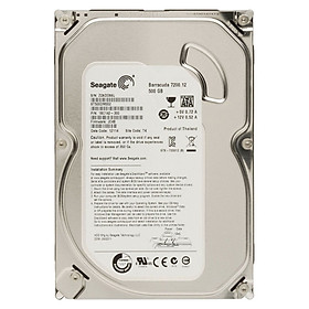 Ổ Cứng Trong Seagate 500GB/16MB/7200/3.5 - ST500DM002