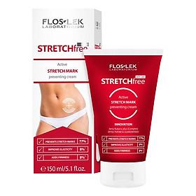 Floslek Stretch Free Active Stretch Mark Preventing Cream