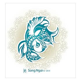 Sổ Tay Cung Hoàng Đạo - Song Ngư