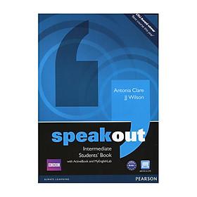 Speakout Inter: Student Book & DVD / Active Book