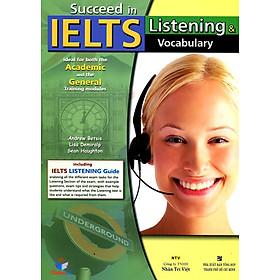 Suceed in IELTS listening & Vocabulary (Kèm CD)