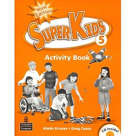 Superkids NE Activity Book 5 with CD