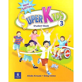 Superkids Ne Student's Book 3