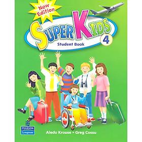 SuperKids NE Student's Book 4