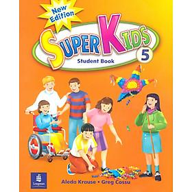 SuperKids NE Student's Book 5