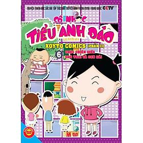 Cô Nhóc Tiểu Anh Đào (Phần 2) - Tập 6: Cuộc Chiến Giữa Con Trai Và Con Gái