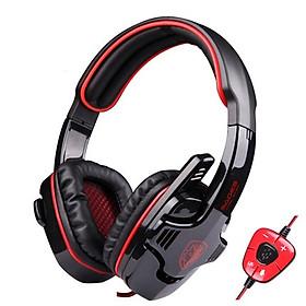 Tai Nghe Sades Gpower SA-708 - Gaming