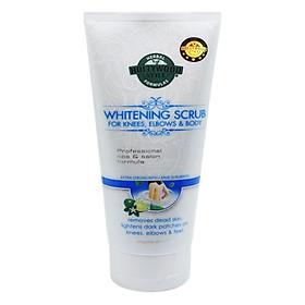 Tẩy Da Chết Dạng Cát Làm Trắng Da Toàn Thân Hollywood Style Whitening Scrub (Knees / Elbows / Body) (150ml)