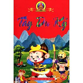 Sách Dành Cho Hoạt Động Ngoại Khóa - Tây Du Ký (Bìa Cứng)
